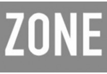Premark Bodenmarkierung, Wort: ZONE